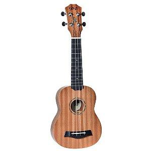 Ukulele Seizi Bali Soprano Acústico Sapele