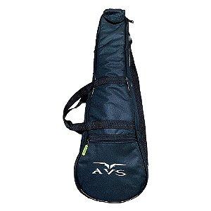 Capa Bag Para Viola Violino Avs Super Luxo Acolchoado Alça
