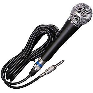 Microfone profissional Tag Sound Tagima Uhf Tm584  - tm 584
