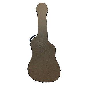 Hard Case Para Baixo Jazz Bass Precision Estojo Rígido Marrom Jam