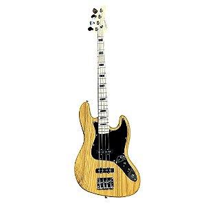 Contra Baixo Strinberg Jbs50 Natural Jazz Bass 4 cordas
