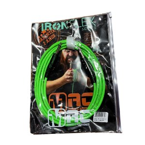 Cabo Mac Cabos Verde Iron Flex 3mt P10 Reto IF10VE