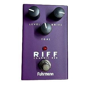 Pedal Fuhrmann Riff Cl20