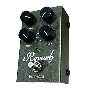 Pedal Fuhrmann Reverb Rv01 shimmer