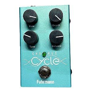 Pedal Fuhrmann Cycle Chorus Co10