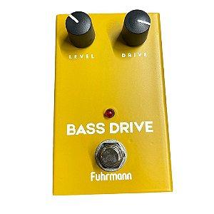 Pedal Fuhrmann Bass Drive Bd20 para baixo