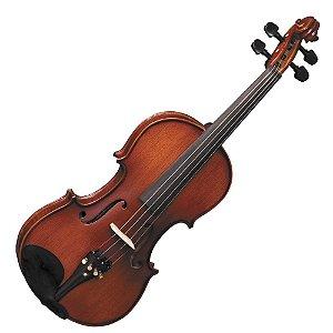 Violino Eagle Ve244 4/4 Envelhecido Case Breu Arco