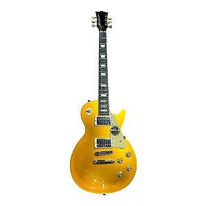 Guitarra Michael GM750N Dourado GD Les Paul