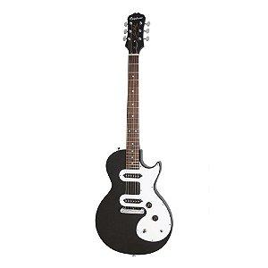 Guitarra Epiphone Les Paul Sl Black Preto