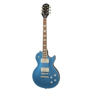 Guitarra Epiphone Les Paul Muse Radio Blue Metallic Azul regulado