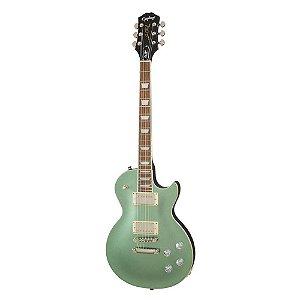 Guitarra Epiphone Les Paul Muse Wanderlust Green regulado