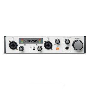 Interface M Audio M Track 2 Usb Gravação Profissional