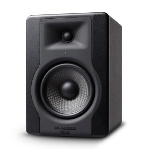 Monitor Referência M Audio BX5D3 5 pol caixa ativa 100w