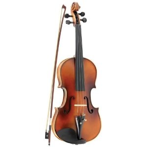 Viola De Arco Vivace Vst44 Clássica Strauss 4/4 Fosco