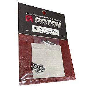 Rebaixador de Cordas guitarra Gotoh RG15 RG30CR made japan