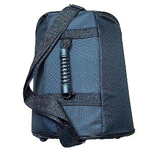 """capa bag para repique de mão de 12"""" e 11"""" acolchoado grosso"""