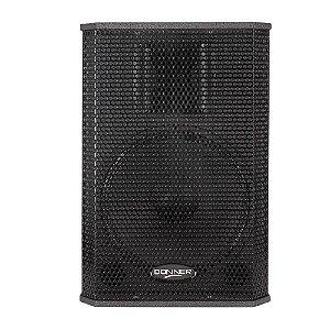 Caixa Acústica Passiva Donner Saga falante de 10