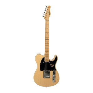 Guitarra Tagima T910 Butterscotch Brasil telecaster Regulado