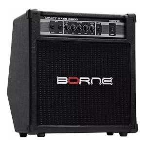 Amplificador Borne CB100 70w fal 10 contrabaixo