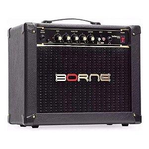 Amplificador Borne Vorax 630 25w Preto Guitarra