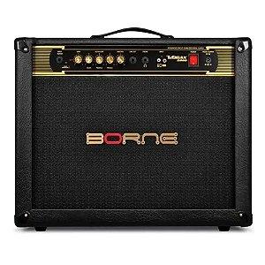 Amplificador Borne Vorax 2080 60w Preto 2x8