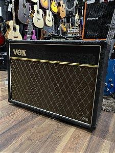 Amplificador Vox Ac15 Vr falante 12 Celestion pré valvulado - usado