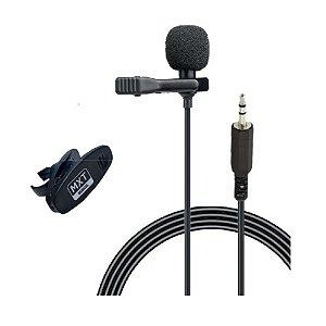 Microfone Lapela celular smartphone note MXL01profissional