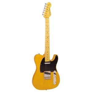 Guitarra telecaster Vintage V52 Icon Series - Regulado