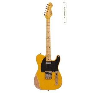Guitarra telecaster Vintage V52MR  Icon Series - Regulado