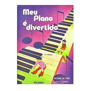 Método - Meu piano é divertido vol.2 - Alice Botelho