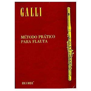 Método - Pratico Para Flauta - Galli