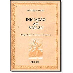 Método - Iniciação ao Violão Vol 1 - Henrique Pinto