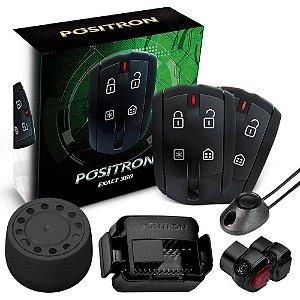 Alarme Automotivo Positron Exact 360