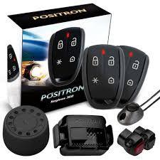 Alarme Automotivo Positron Keyless 360