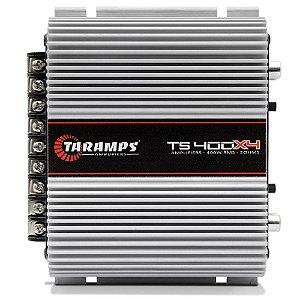 Modulo Amplificador Taramps TS 400x4 2 Ohm 400w Rms 4 Canais 2 Ohms