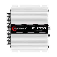 Modulo Amplificador Taramps 390 W Rms TL-1500 3 Canais 1 Mono 4 Ohms 2 Stereo 2 Ohms