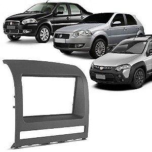 Moldura 2 din FIAT Idea 2005 a 2012 Cinza