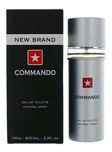 Commando New Brand