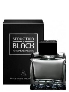 Antonio Banderas Black Seduction Eau de Toilette 50Ml Masculino