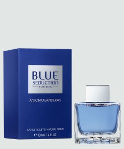 Antonio Banderas Blue Seduction Eau de Toilette 100Ml Masculino