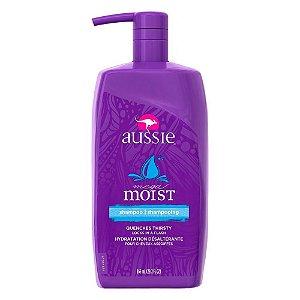 Aussie Shampoo Mois 865Ml
