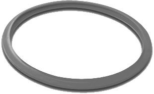 Borracha de Vedação para Panela de Pressão 13/18/22 Litros Embalada Fechamento Externo