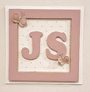 Porta Maternidade Inicial Nome J S