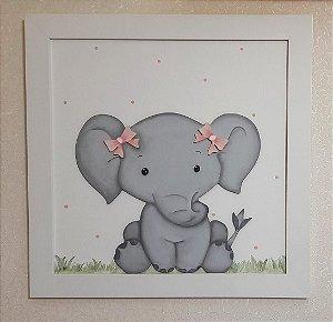 Quadro Elefanta