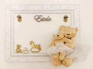 Porta Maternidade Ursinhas