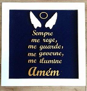 Quadro Oração