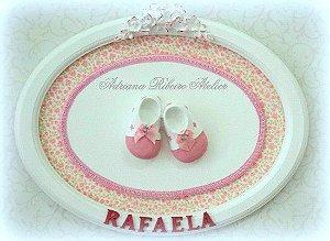 Porta Maternidade Rafaela Sapatinho