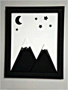 Quadro Montanhas
