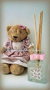 Lembrancinha Maternidade Aromatizador Cheirinho Flor