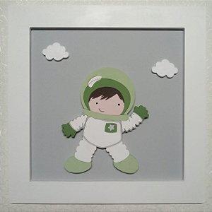 Quadro Menino Astronauta